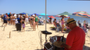 BEACH STEEL DRUM MUSIC NY